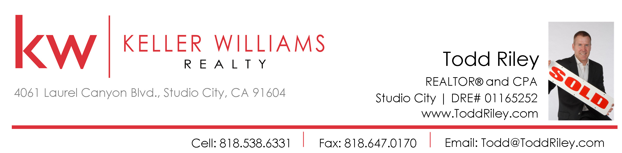 Todd Riley - Calabasas Real Estate Agent